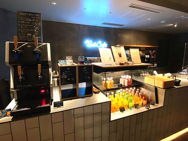 カフェ&バーカウンター