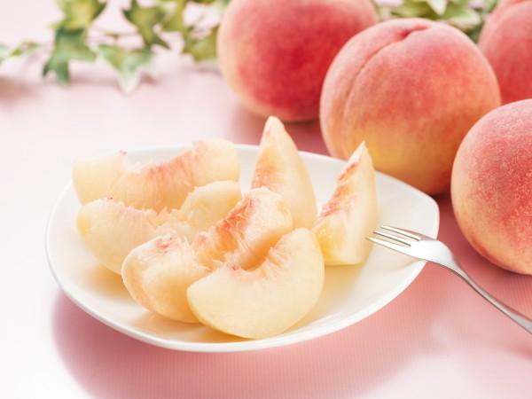 おいしい桃の選び方は? 切り方は?