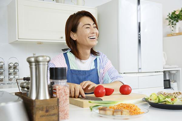 一緒に料理を作っているような臨場感や楽しさを伝えたい
