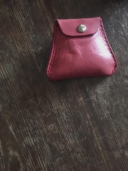 台中 森林燦燦で購入した革小物