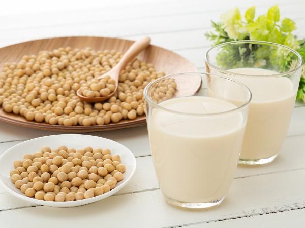 豆乳は本当に体にいいの?骨粗鬆症予防にも!