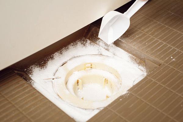 重曹・クエン酸を使った排水溝掃除のポイント