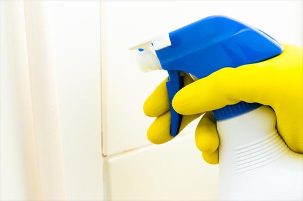 お風呂掃除の方法:カビの落とし方