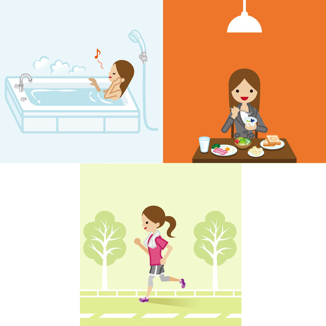 ダイエットにも効果あり!4つの基礎代謝アップ習慣