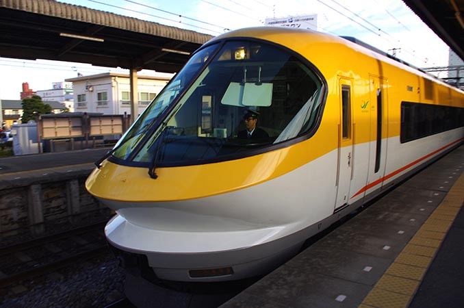 リゾート特急23000系「伊勢志摩ライナー」