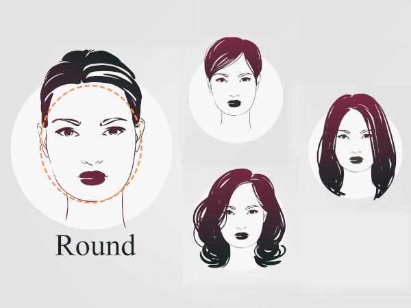 ぽっちゃり丸顔女性に似合う髪型のポイント