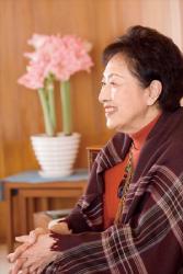 回答者のプロフィール  曽野綾子さん