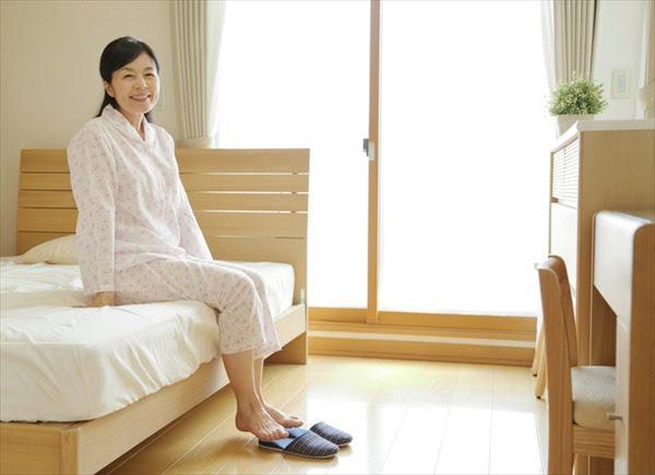 快適な寝室の作り方4:1人でリラックスできる空間を