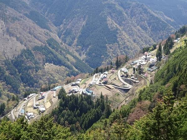 日本のチロル<下栗の里>
