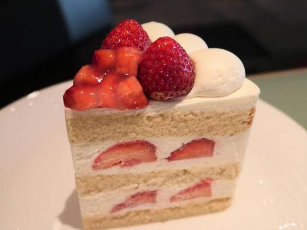 SATSUKIのショートケーキ