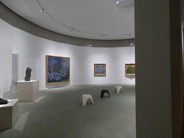 「地中の宝石箱」地下展示室