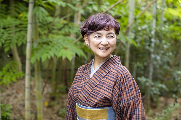 江波戸玲子さん