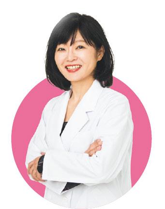 医師の奥田逸子(おくだ・いつこ)さん