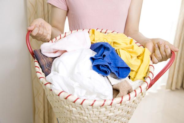 洗濯機の設定
