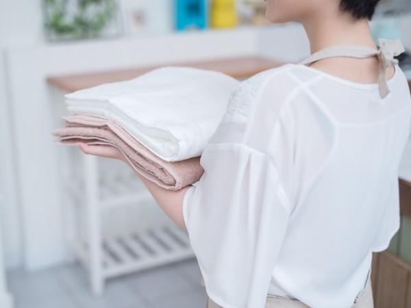 バスタオルは毎日洗った方がいいの?