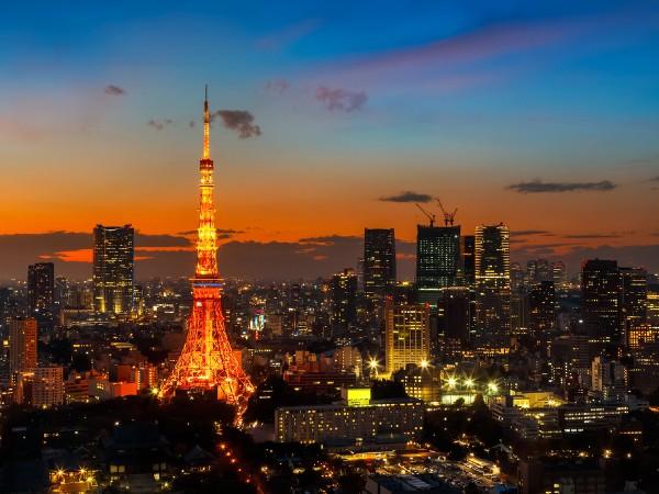 東京タワーのライトアップの種類と意味とは