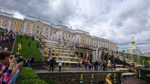ピョートル大帝夏の宮殿。
