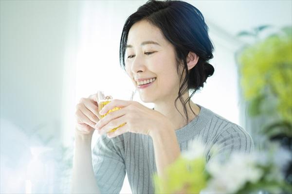 家事やテレワークの休憩タイムはお茶を飲んでリラックス