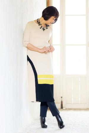 戸松葉美さん(65歳)のコーディネート