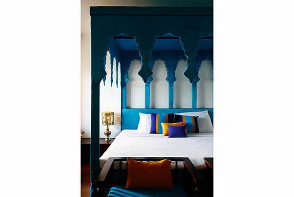 モロッコをテーマにしたスイート「イヴァン・ヴァトゥータ」