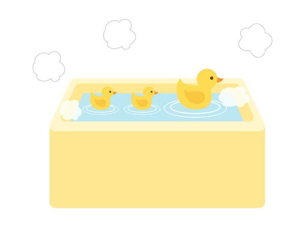 お風呂の健康効果と3つの作用