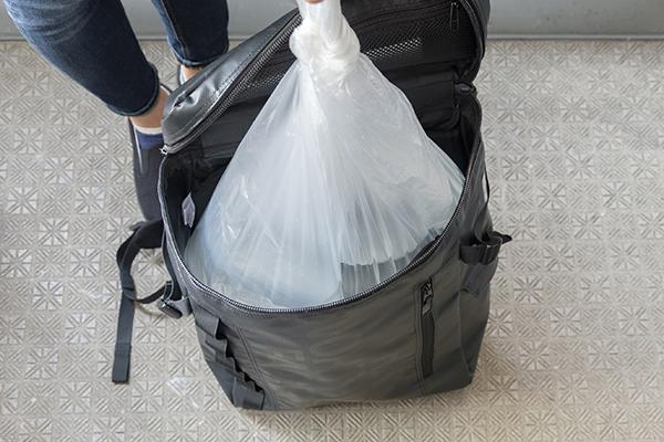 災害時に水を持ち運ぶ方法