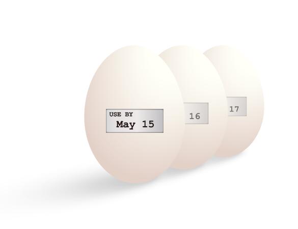 卵の賞味期限とは