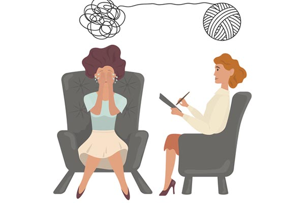 悩みを打ち明ける隙間がない精神科診療の抱える問題