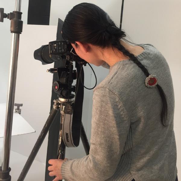 カメラマンの田所さん