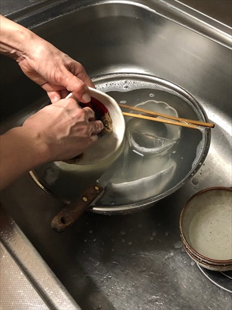 楽家事アイデア:食器洗い