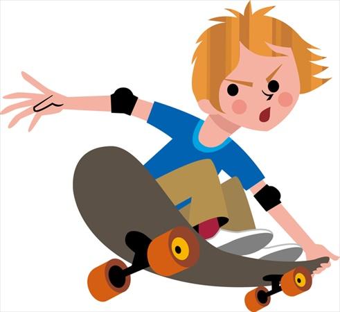 東京2020(オリンピック)の新競技3:スケートボード
