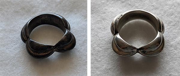 黒ずんだ指輪の輝きを取り戻す方法