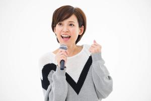 歌がうまい人は何が違う?