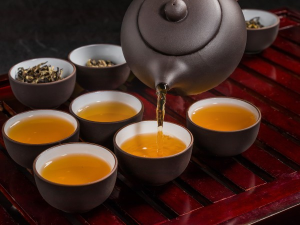 お茶の種類は大きく三つ
