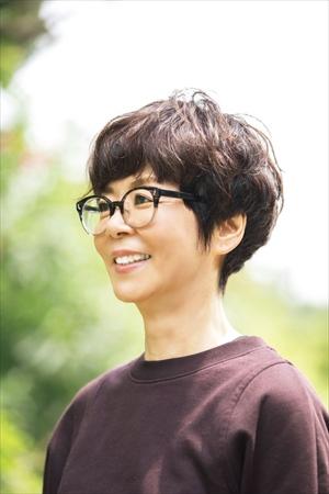 徳田郁子さん(60歳)の髪型:サイド