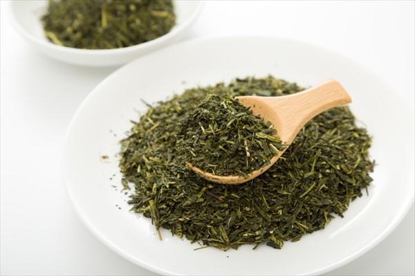 美肌に導く!お茶の三大栄養素
