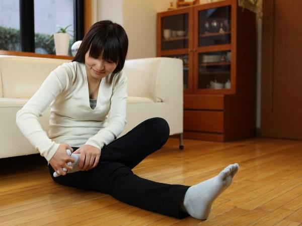 軽度の内反小趾は足指ストレッチで対策を