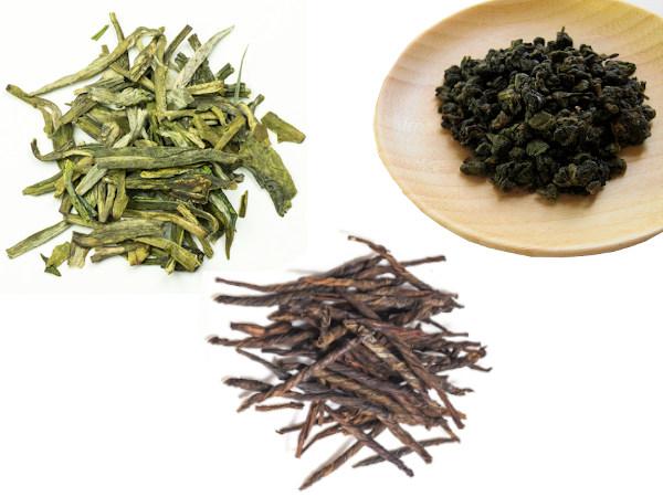 お茶の種類は3種類!緑茶と紅茶の違いは製法だけ