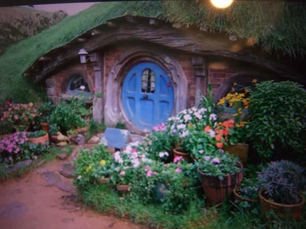 ホビトン村。ファンタジーの世界