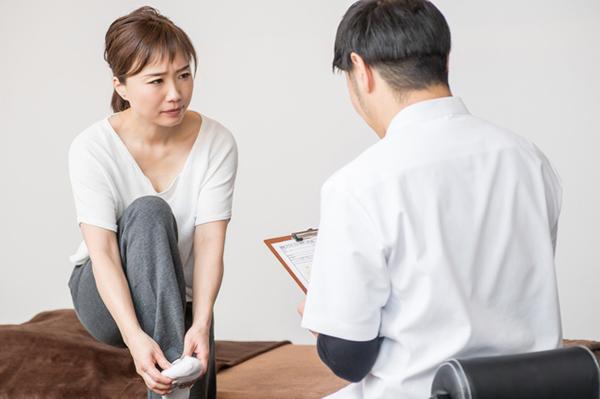 足底腱膜炎の治療