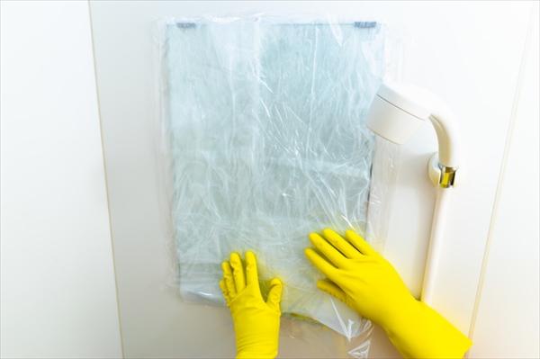 お風呂掃除の方法:水垢の落とし方