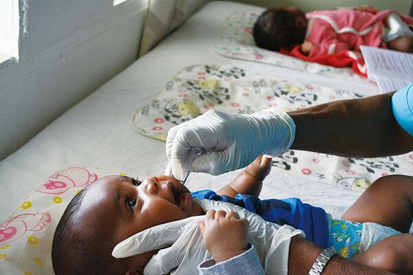 ブータン、ラオスなど、4か国の子どもたちのワクチン接種を支援できます。
