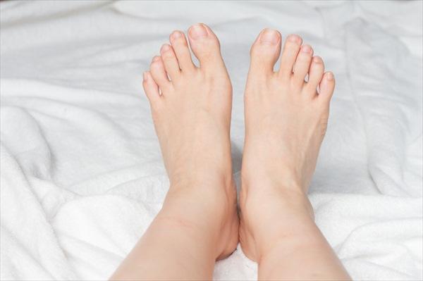 脚やせストレッチの方法