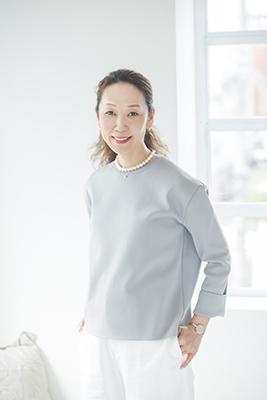 50代女性に支持されるスタイリスト・岡部久仁子さん