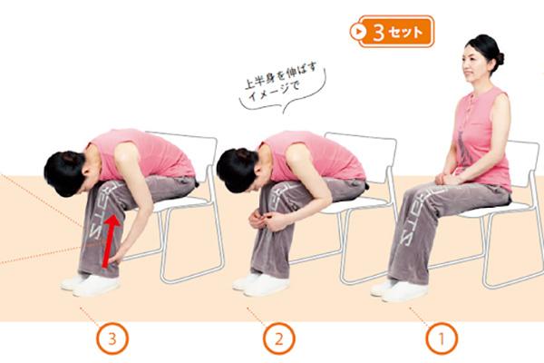 宝田式エクササイズ1のやり方