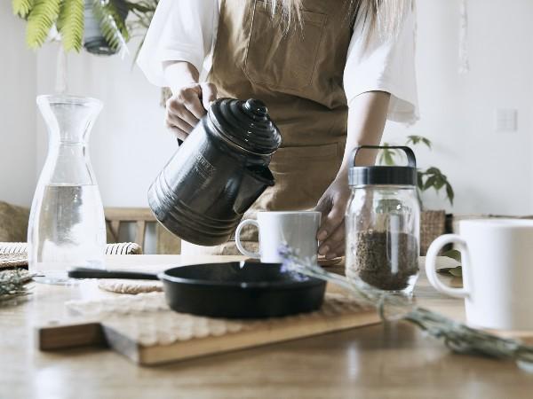 インスタントコーヒーをおいしく入れる方法は?