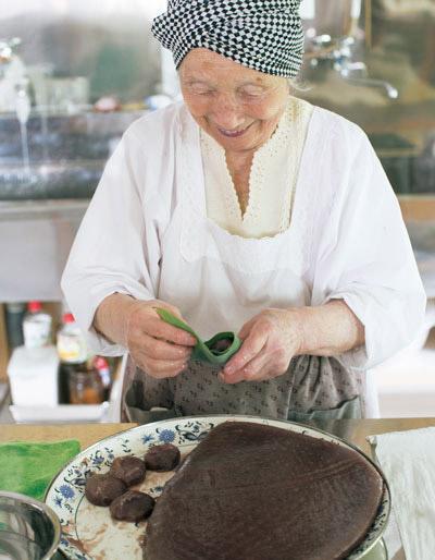 笹餅の作り方