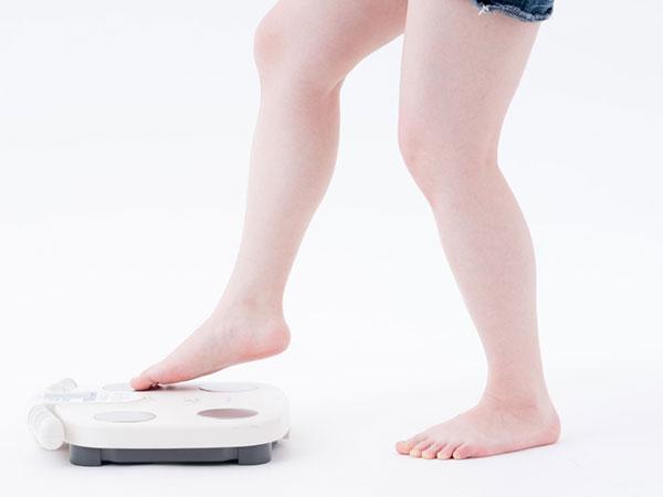 太ってる? 自分の現状を把握することが第一歩