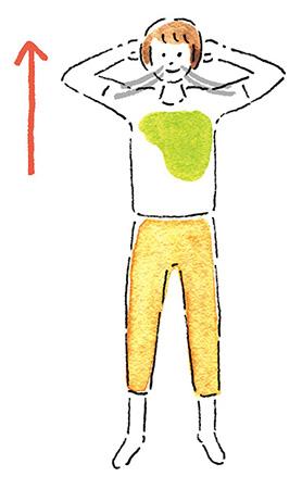 自律神経を整えるアイデア11:スクワットをする