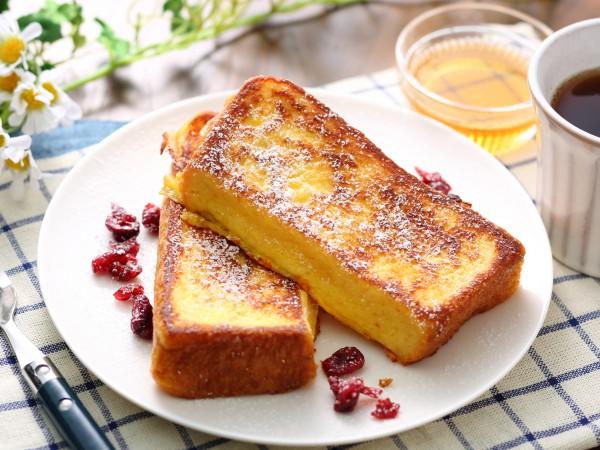 バニラアイスで簡単!フレンチトーストレシピ